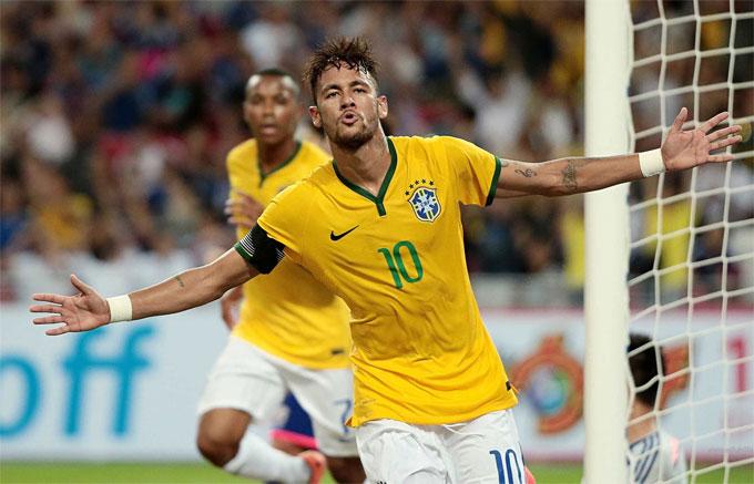 Neymar và đồng đội nhận lương trung bình ở CLB cao nhất World Cup 2018. Ảnh: NN.
