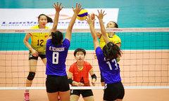 Việt Nam thua ngược Thái Lan ở giải bóng chuyền U19 nữ châu Á