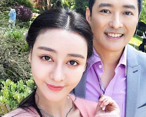 Chengxi và bạn trai. Ảnh