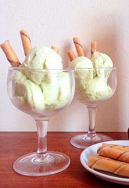 Cách làm kem dưa bở ngon bất bại - 2