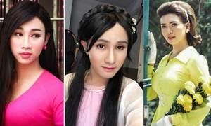 Loạt sao nam Việt giả gái 'xinh đẹp hết phần người khác'