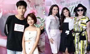 'Nữ hoàng chửi thề' Trịnh Thảo đi sự kiện cùng người yêu hot boy