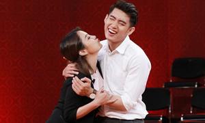 Thái Trinh khóc khi Quang Đăng hứa thay đổi tính cách