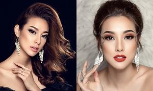 Lilly Nguyễn biến hóa phong cách với bốn kiểu trang điểm ấn tượng