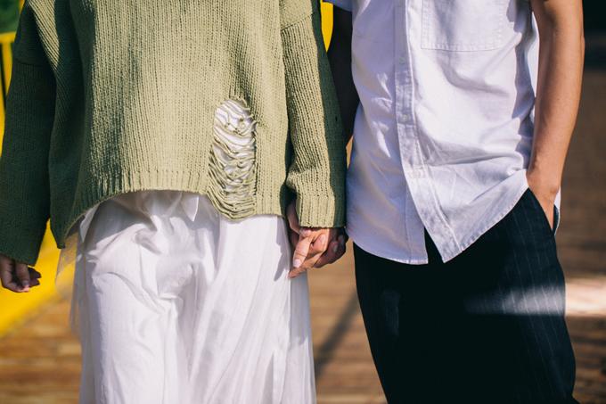 Ảnh cưới mộc mạc của cô nàng cá tính lấy anh bạn thân - 2