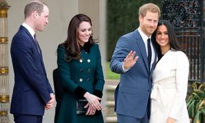 8 gợi ý thời trang từ Kate Middleton và Meghan Markle