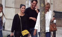 Truyền thông 'nhầm tên' bạn gái Nadal