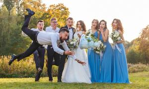 Cách trả lời 4 câu hỏi hóc búa từ khách mời đám cưới