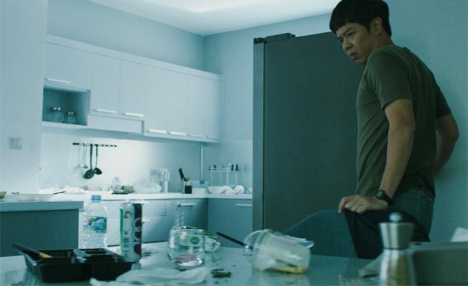 Thái Hòa phát hoảng trước độ bừa bộn của Phương Anh Đào trong phim mới - 9