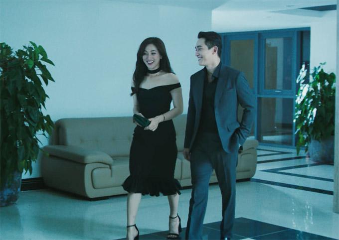 Thái Hòa phát hoảng trước độ bừa bộn của Phương Anh Đào trong phim mới - 6