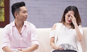 Khánh Thi bật khóc nhớ lại áp lực dư luận khi yêu Phan Hiển