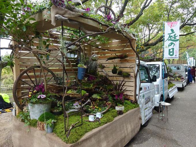 Diện tích trồng trọt tuy nhỏ nhưng chủ nhân của khu vườn này trồng được đủ loại cây, từ cỏ, hoa đồng nội, cây lá mọng đến cây dây leo.