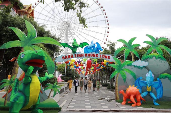 Sun World xác lập kỷ lục Guinness với Mô hình Đèn lồng lớn nhất Việt Nam (em xin edit) - 7