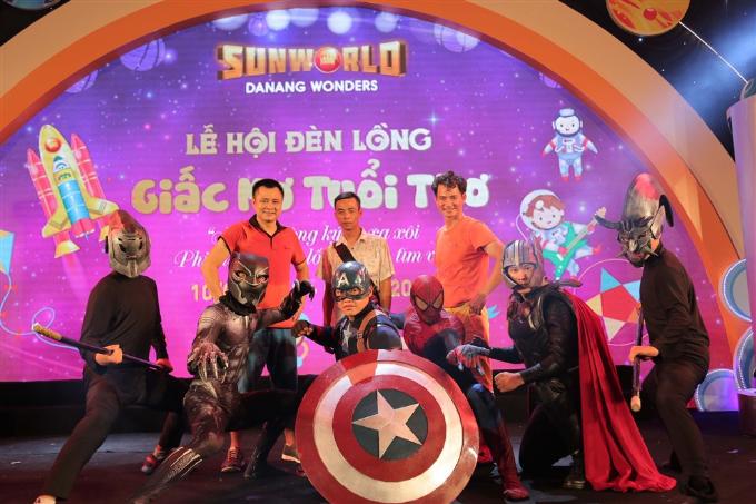 Sun World xác lập kỷ lục Guinness với Mô hình Đèn lồng lớn nhất Việt Nam (em xin edit) - 10