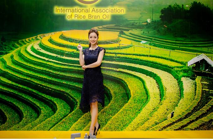 Hoa hậu Jennifer Phạm ưu tiên thực phẩm tốt cho tim mạch