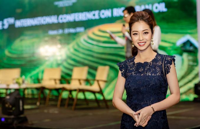 Hoa hậu Jennifer Phạm ưu tiên thực phẩm tốt cho tim mạch - 5