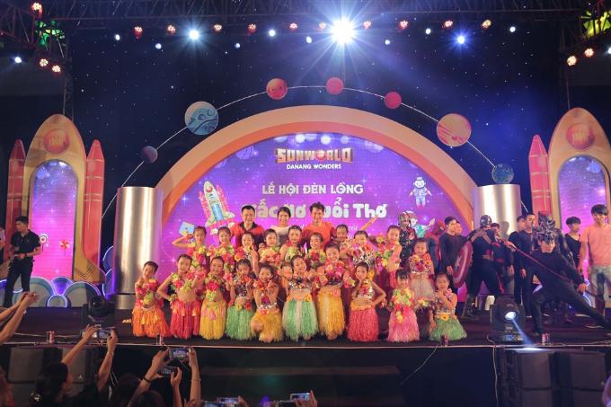 Sun World xác lập kỷ lục Guinness với Mô hình Đèn lồng lớn nhất Việt Nam (em xin edit) - 6
