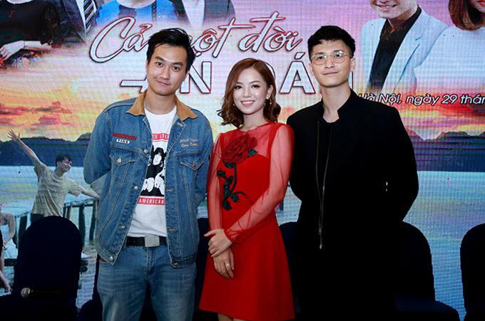 Anh Tuấn đảm nhận một trong 3 vai chính của Cả một đời ân oán phần 2 cùng Hạ Anh và Huỳnh Anh.