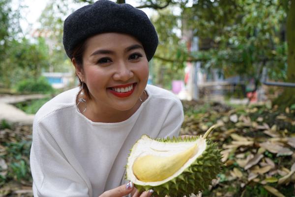Diễn viên Lê Khánh hiện mang thai 5 tháng, tăng khoảng 5 kg.