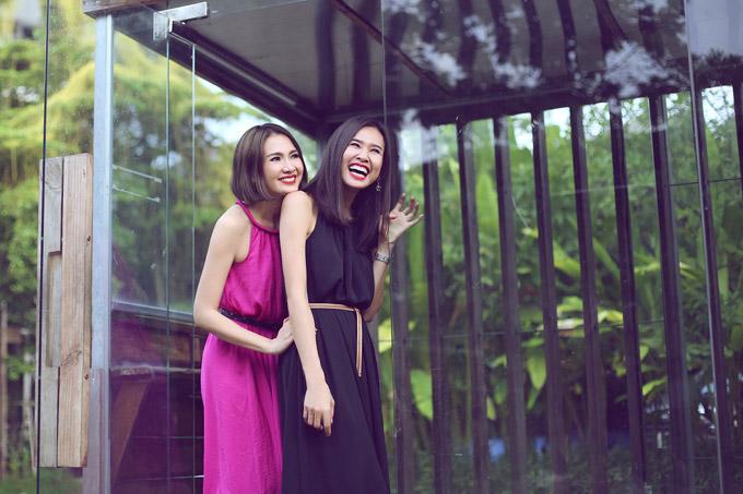 Anh Thư và Dương Mỹ Linh đều là hai người đẹp ghi dấu ấn trong lĩnh vực thời trang và phim ảnh. Nếu Anh Thư rất nổi tiếng những năm đầu thập niên 2000 thì Dương Mỹ Linh lại bén duyên nghệ thuật từ sau danh hiệu Hoa hậu Phụ nữ Việt Nam qua ảnh 2006.