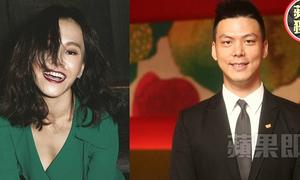 Sau 3 tháng bỏ chồng, diva Đài Loan yêu chàng trai kém 16 tuổi
