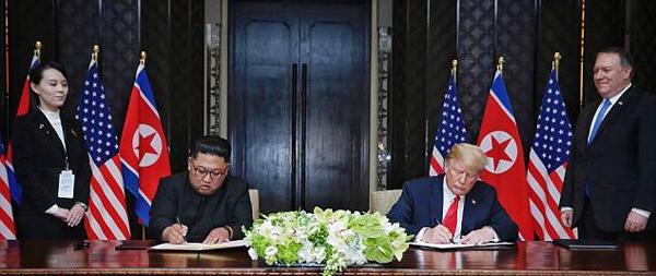 Em gái Kim Jong-un là trợ lý chính luôn bên cạnh anh trai trong các sự kiện quan trọng. Ảnh: Reuters.