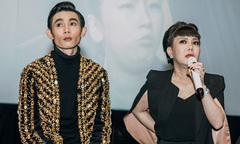 Việt Hương kiệt sức vì đóng phim hài của Hồng Thanh