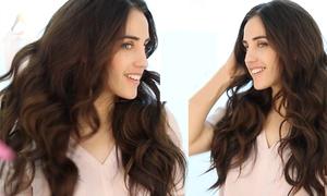 4 mẹo tạo kiểu tóc xoăn sóng nước không cần dùng máy sấy