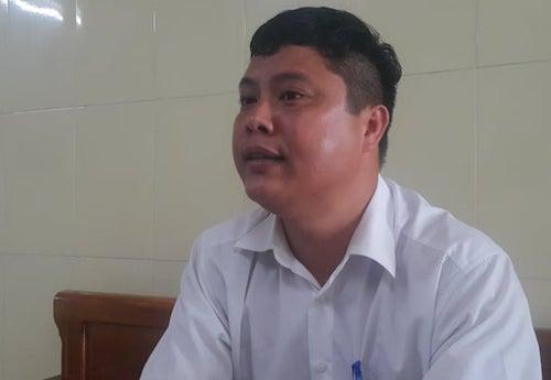 Ông Đặng Minh Chưởng. Ảnh: Anh Thư.
