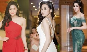 Phong cách thời trang của Á hậu Tú Anh