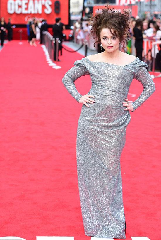 Diễn viên Helena Bonham Carter.