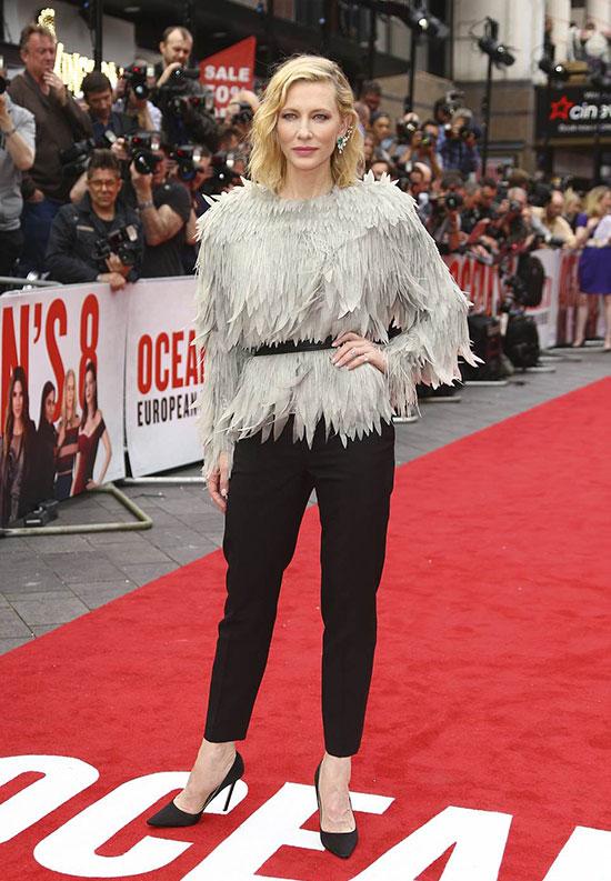 Minh tinh Cate Blanchett.