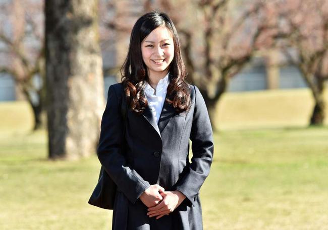 Công chúa Kako đã vượt qua các kỳ thi cuối khóa và sắp trở về nước. Ảnh: independent.