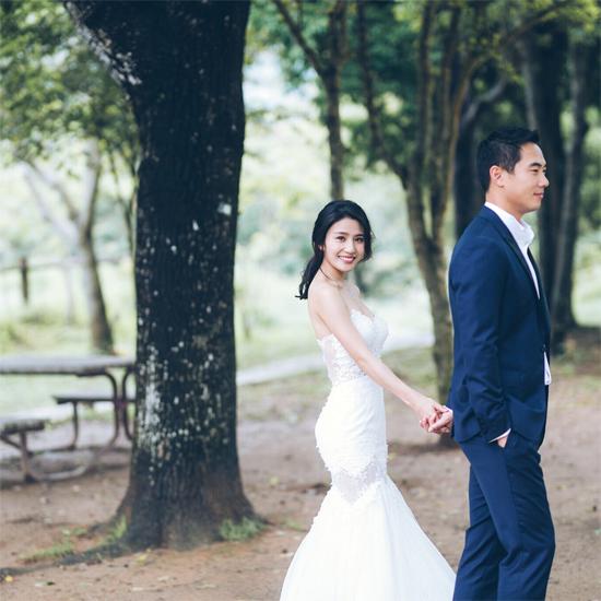 5 năm sau scandal sex trong toilet, mỹ nhân TVB khoác váy cưới - 2