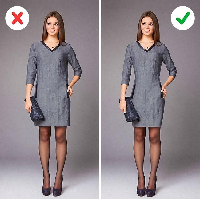 6 mẹo thời trang giúp bạn trông thon gọn hơn - 1