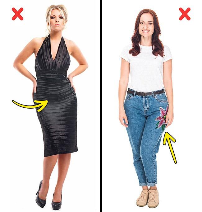 6 mẹo thời trang giúp bạn trông thon gọn hơn - 2