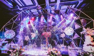 Quản lý của Chi Pu mang cả dải ngân hà vào 'đám cưới khủng'