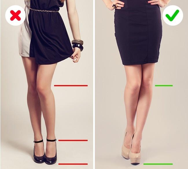 6 mẹo thời trang giúp bạn trông thon gọn hơn - 4
