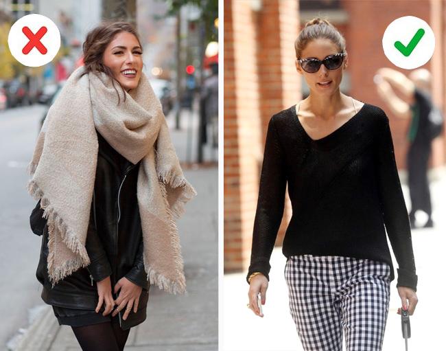 6 mẹo thời trang giúp bạn trông thon gọn hơn - 5