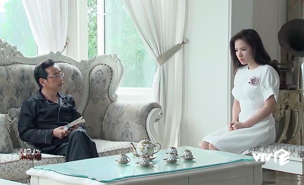 Cô xuất hiện ở tập cuối để xin phép bố chồngPhan Quân (NSND) cho ly hôn với Phan Hải. Tuy nhiên, cô được Phan Quân thuyết phục nên suy nghĩ lại. Sau đó, Diễm My được Phan Hải lấy lòng bằng cáchđưa đi chơi công viên.