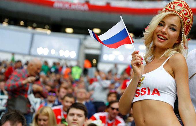 Lễ khai mạc diễn ra trên sân Luzhniki ngày 14/6, mở màn cho giải bóng đá lớn nhất hành tinh kéo dài một tháng sắp tới.