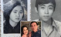 Fan thích thú với ảnh vợ chồng nghệ sĩ Lan Hương - Đỗ Kỷ 40 năm trước