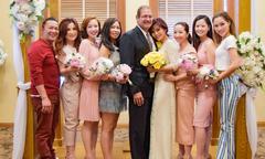 Ngọc Anh 3A kết hôn với chồng Tây ở Mỹ