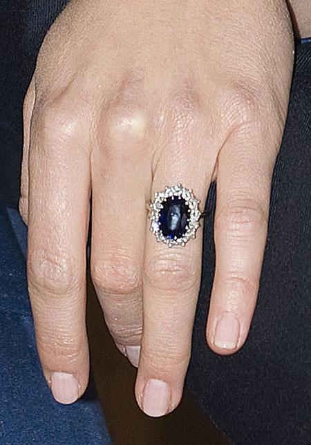 Những món quà đắt giá Kate được nhận từ khi làm dâu hoàng gia Anh - 1