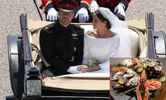 Meghan bỏ sở thích ăn hải sản khi kết hôn với Hoàng tử Harry