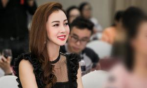 Jennifer Phạm làm giám khảo Hoa hậu Bản sắc Việt toàn cầu 2018