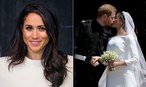 Meghan khen Hoàng tử Harry là người chồng tuyệt vời