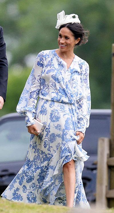 Vợ chồng Harry sánh đôi dự đám cưới của cháu Công nương Diana - 4