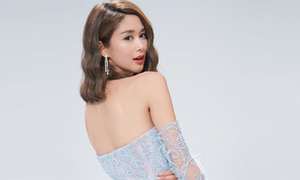 Sầm Lệ Hương chia tay TVB sau hơn 8 năm gắn bó