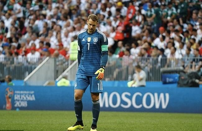 ĐKVĐ Đức bất ngờ để thua trận ra quân World Cup 2018